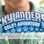 Skylanders Adventure Party {Real Parties I've Styled}