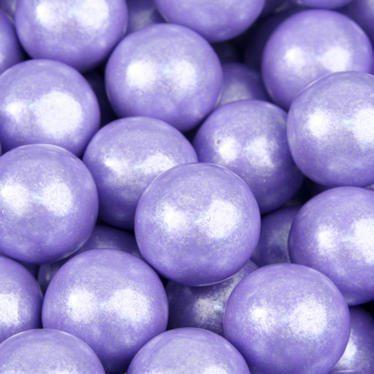 lavender gumballs