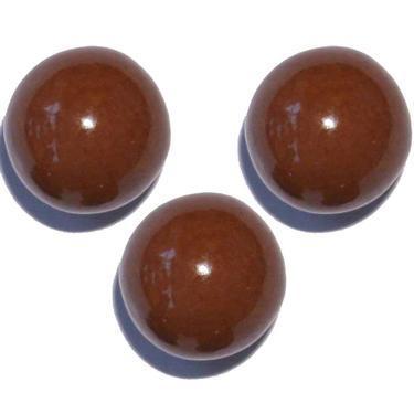 brown gumballs