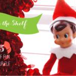 Elf on the Shelf Ideas ~ Day 1