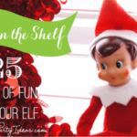 Elf on the Shelf Ideas ~ A Few of My Favs