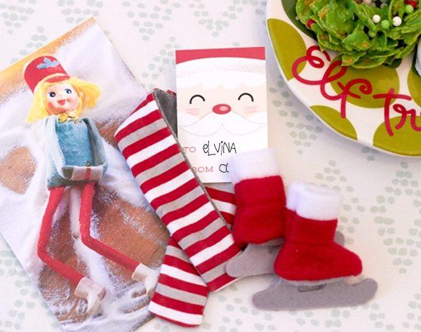 Elf Brunch Party Ideas from AmysPartyIdeas.com |Elf on the Shelf Costumes | Coton-Colors.com | #cotoncolors #elfreturnweek