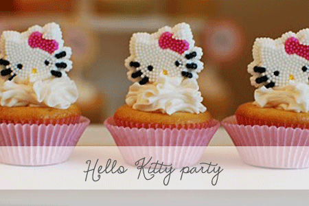 Hello Kitty Party Ideas {Parties I've Styled}