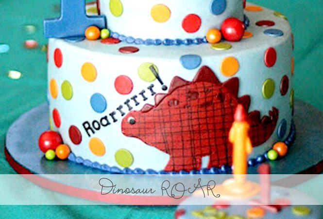 Dinosaur ROAR! Party {Real Parties}
