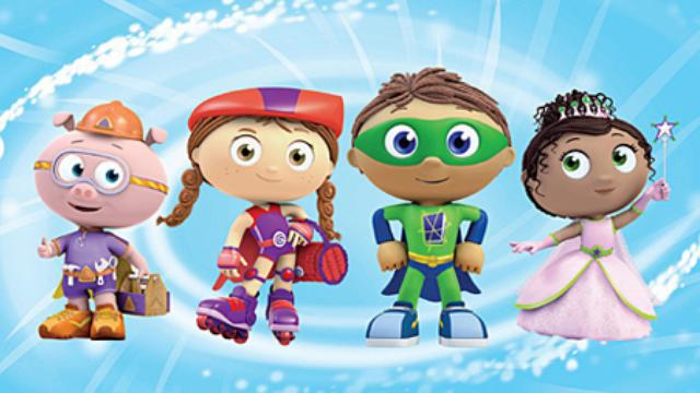 Super Why Party Ideas {Ask Amy}