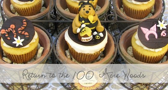 Winnie The Pooh & The 100 Acre Woods {Real Parties}