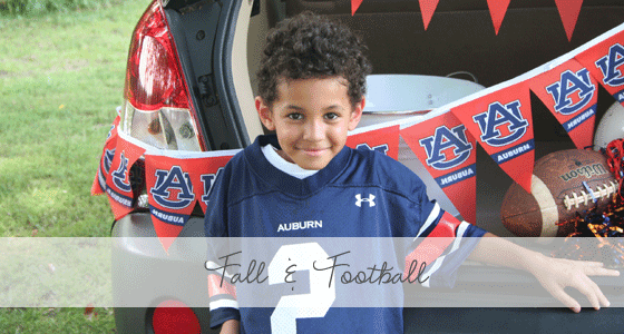 Football Kickoff Tailgate Party!<br>{Real Parties I've Styled}
