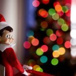 Elf on the Shelf Idea Calendar