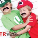 Mario Mark & Luigi Luke {Real Party}