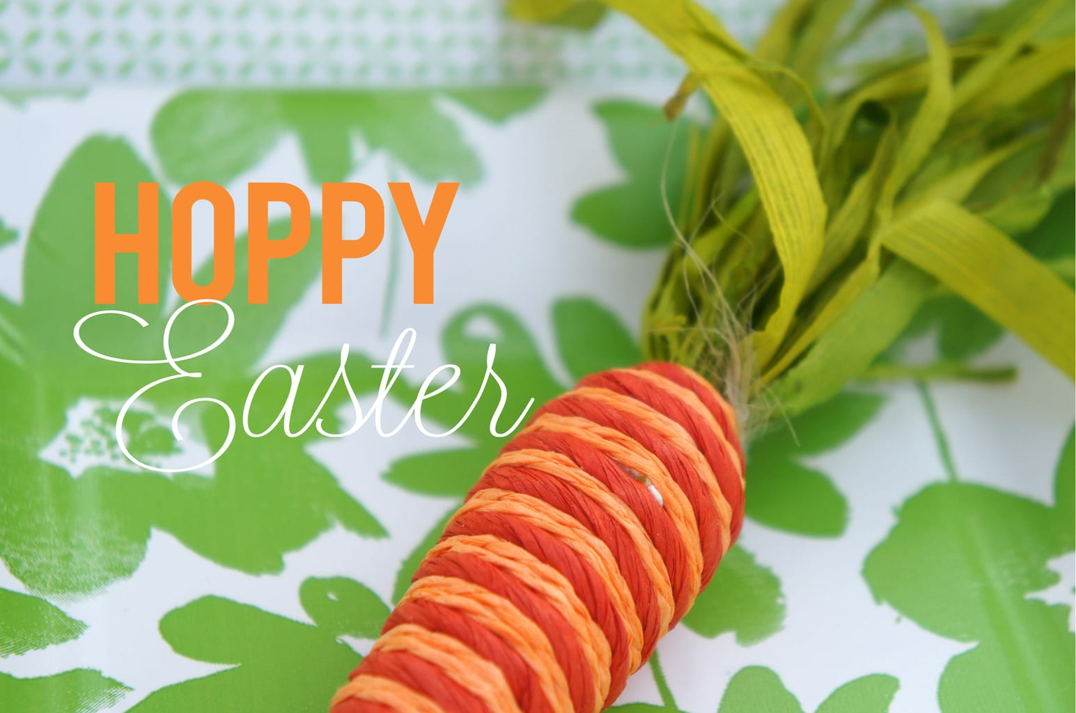 Easy Easter Party Ideas from AmysPartyIdeas.com