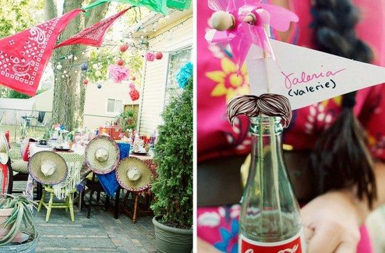 Cinco de Mayo Party {Free Printables}