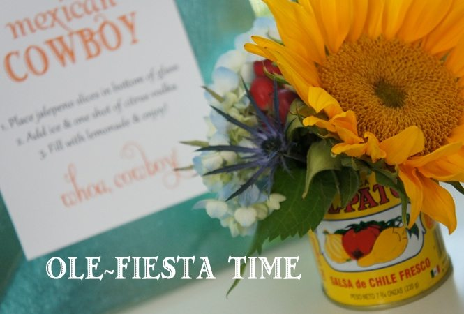 Cinco de Mayo Fiesta {Real Parties I've Styled}