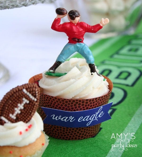 Football Tailgating Party Ideas
