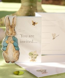 peter rabbit birthday party ideas