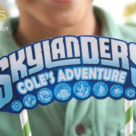 Skylanders Adventure Party