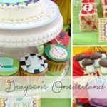 Grayson's Onederland {Featured Party}
