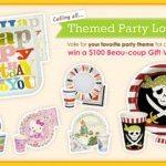 Beau-coup Contest {$100 Gift Voucher}
