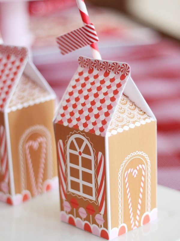 Gingerbread House Decorating Party Ideas Christmas in July