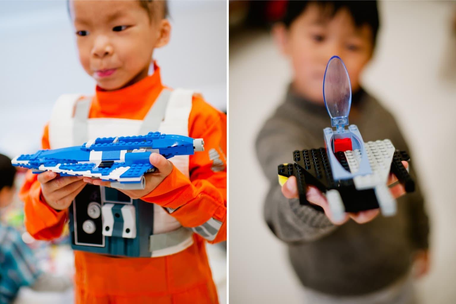 Star Wars LEGO birthday party ideas