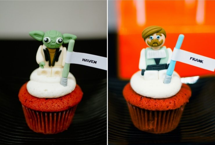 {Ask Amy} Star Wars Lego Party Ideas