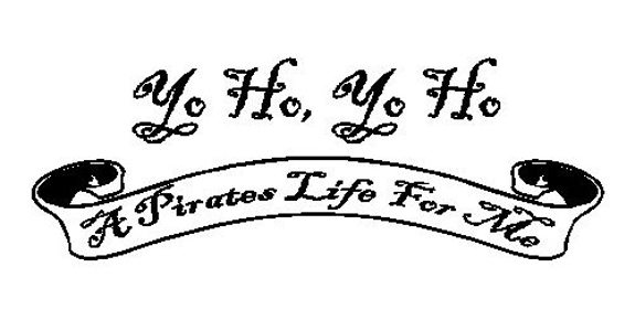 Talk Like A Pirate Today!