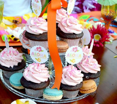 Aloha Luau for Ansley {Featured Party}