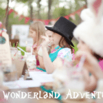 Kambry In Wonderland {Featured Party}