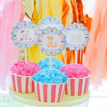 Coney Island Vintage Carnival {Featured Party}