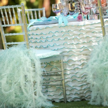 Wildflower Linen – High Fashion Table Linens
