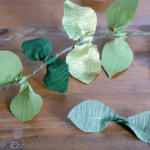 DIY Vine Garland Backdrop Tutorial