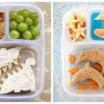 Cute Food for Lunches & Parties