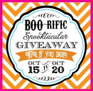 Halloween Party Ideas & Giveaway from AmysPartyIdeas.com