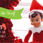 Elf on the Shelf Ideas ~ Day 1