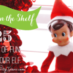 Elf on the Shelf Ideas ~ More of my Favs