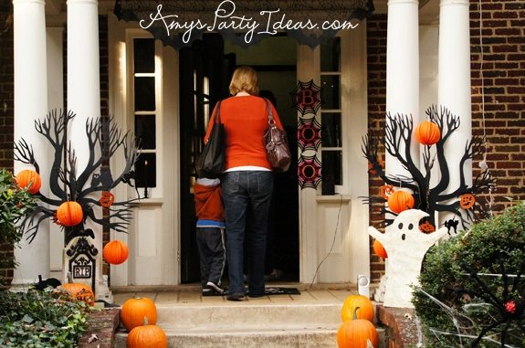 Halloween Party Ideas outdoor decorations