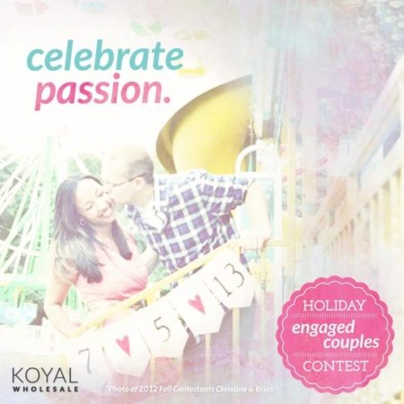 A Holiday Contest from Koyal!