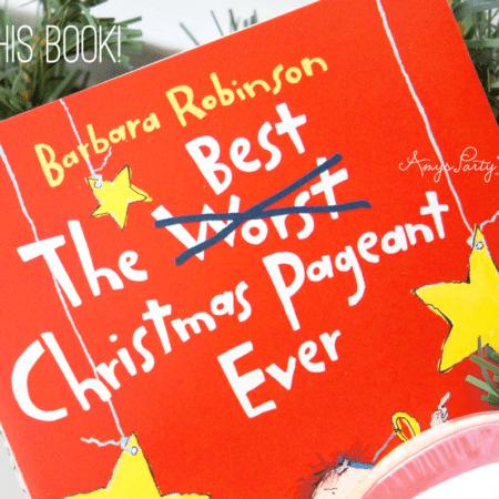 Elf on the Shelf Ideas ~ Day 14 ~ A Good Book & Sweet Treat