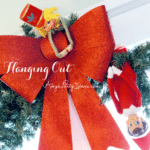 Elf on the Shelf Ideas ~ Day 9 ~ Hanging Out