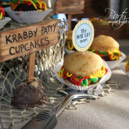 SpongeBob Squarepants Best Day Ever! {Featured Party by PartyNV}