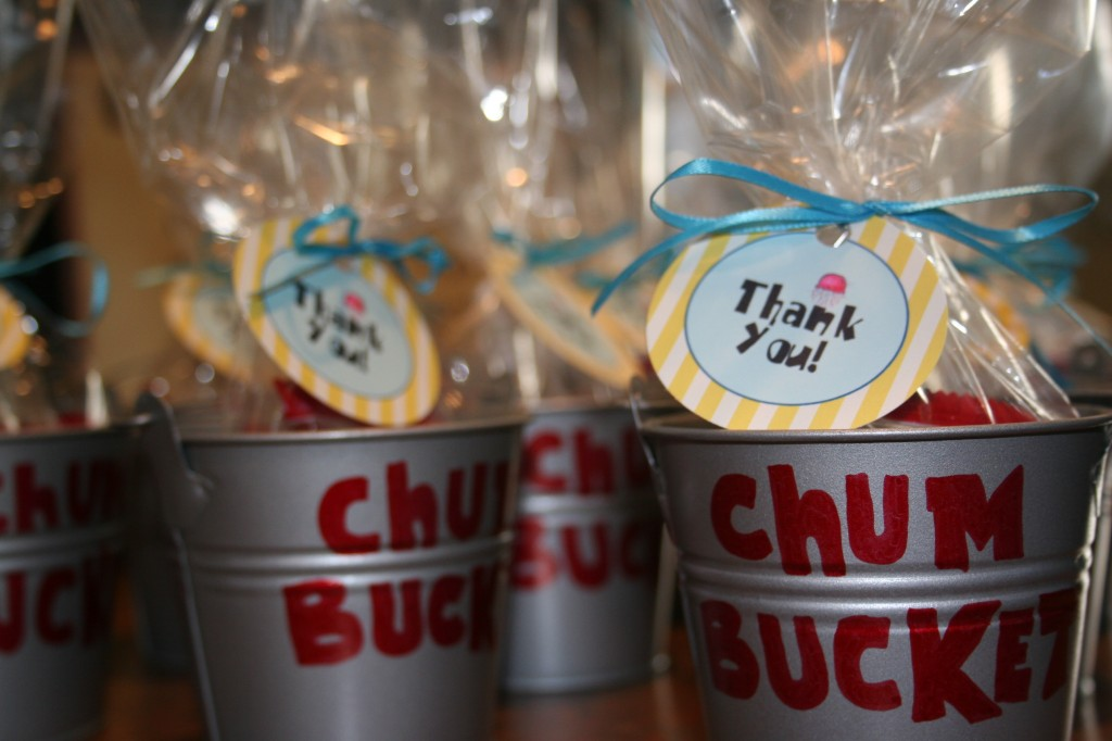 Spongebob Squarepants Birthday Party Ideas from Party-NV.com as seen on AmysPartyIdeas.com