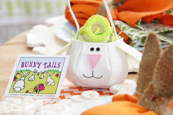 Easter Bunny Party Ideas from AmysPartyIdeas.com