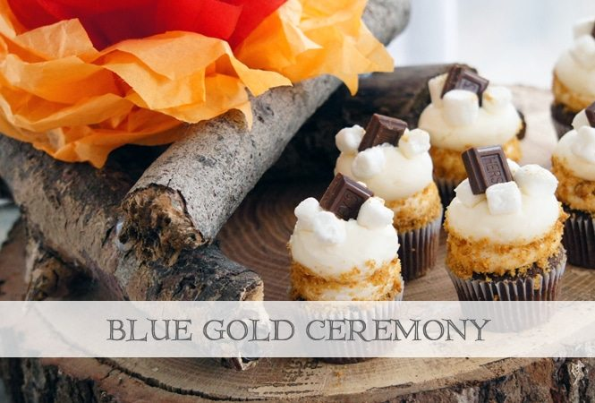 Cub Scout Blue & Gold Ceremony<br>{Real Parties I've Styled}