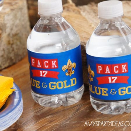 Cub Scout Blue & Gold Ceremony