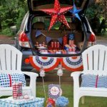 Fireworks Tailgate Celebration {Real Parties}