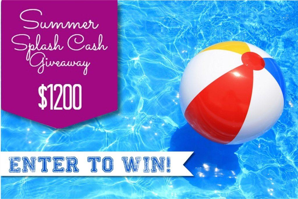 Splash Cash Giveaway!
