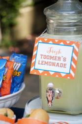 Auburn Tailgating Printable Food Labels