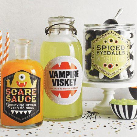 Easy School Halloween Party Ideas