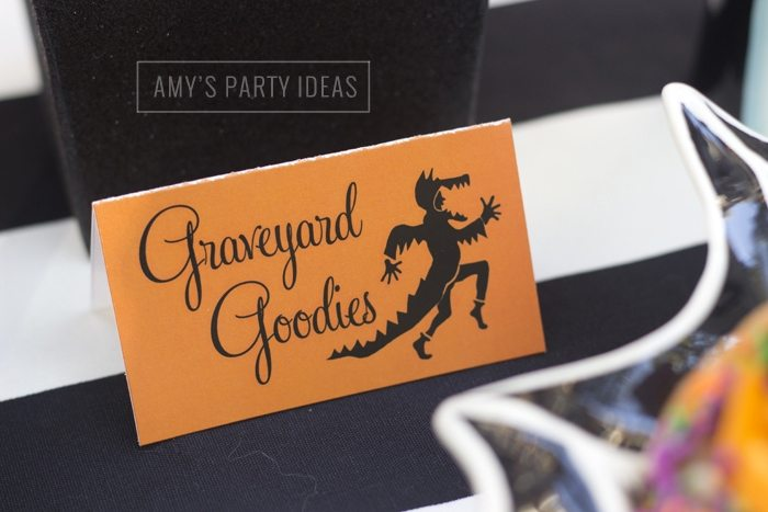 Halloween Pumpkin Carving Ideas from AmysPartyIdeas.com | Halloween Party Food Labels from #LoraleeLewis
