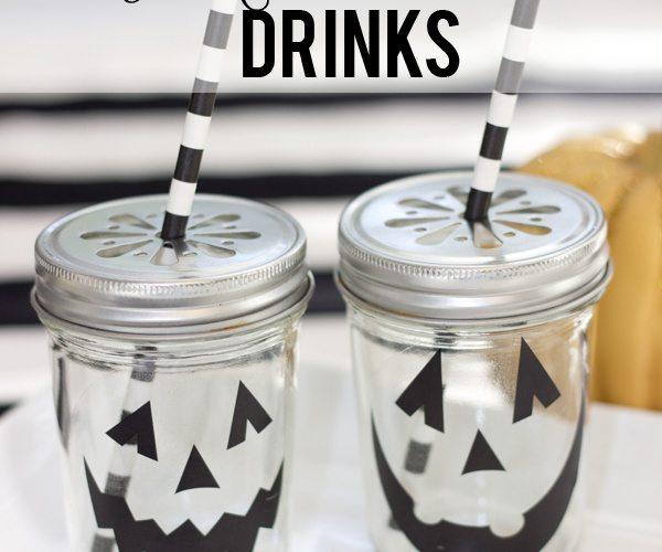 Jack-O-Lantern Drinks