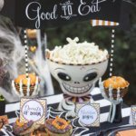 Eat, Drink & Be Scary! {My Parties}